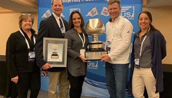 St. Petersburg Yacht Club Trophy for Excellence in Race Management